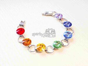 šperky se Swarovski crystals