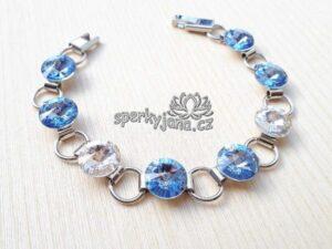 se Swarovski® crystals
