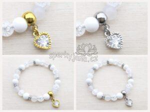 Šperky Jana - krásně barevné, ručně vyráběné šperky, každý šperk je originál